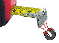 Magnetic Hook Tip for Tape Measure